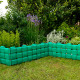Декоративные заборчики для клумб в саду и на даче в Чите