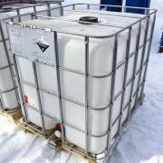 Еврокуб б/у 1000 литров (пищевой)